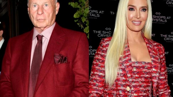 RHOBH's Thomas Girardi Temporarily Allowed to Stay in $16 Million Mansion, Find Out When the Attorney Will Be Forced to Move Out as a Judge Wonders if Erika Jayne is Aware of the Bankruptcy Proceedings Against Him