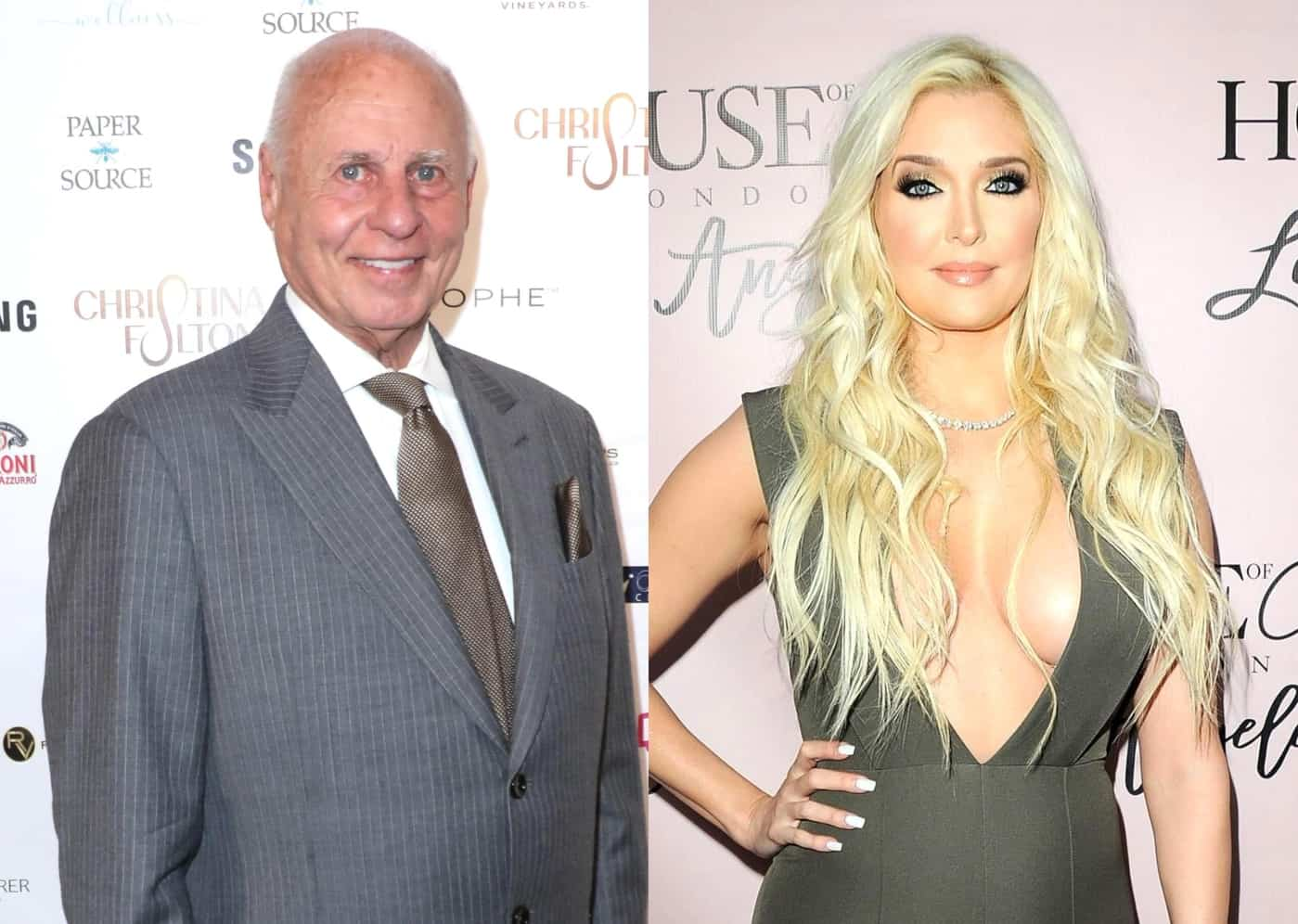 RHOBH: Erika Jayne's Estranged Husband Thomas Girardi Has Been Ordered to Vacate Their $15 Million Pasadena Home as the Attorney is Once Again Accused of Embezzling Settlement Funds