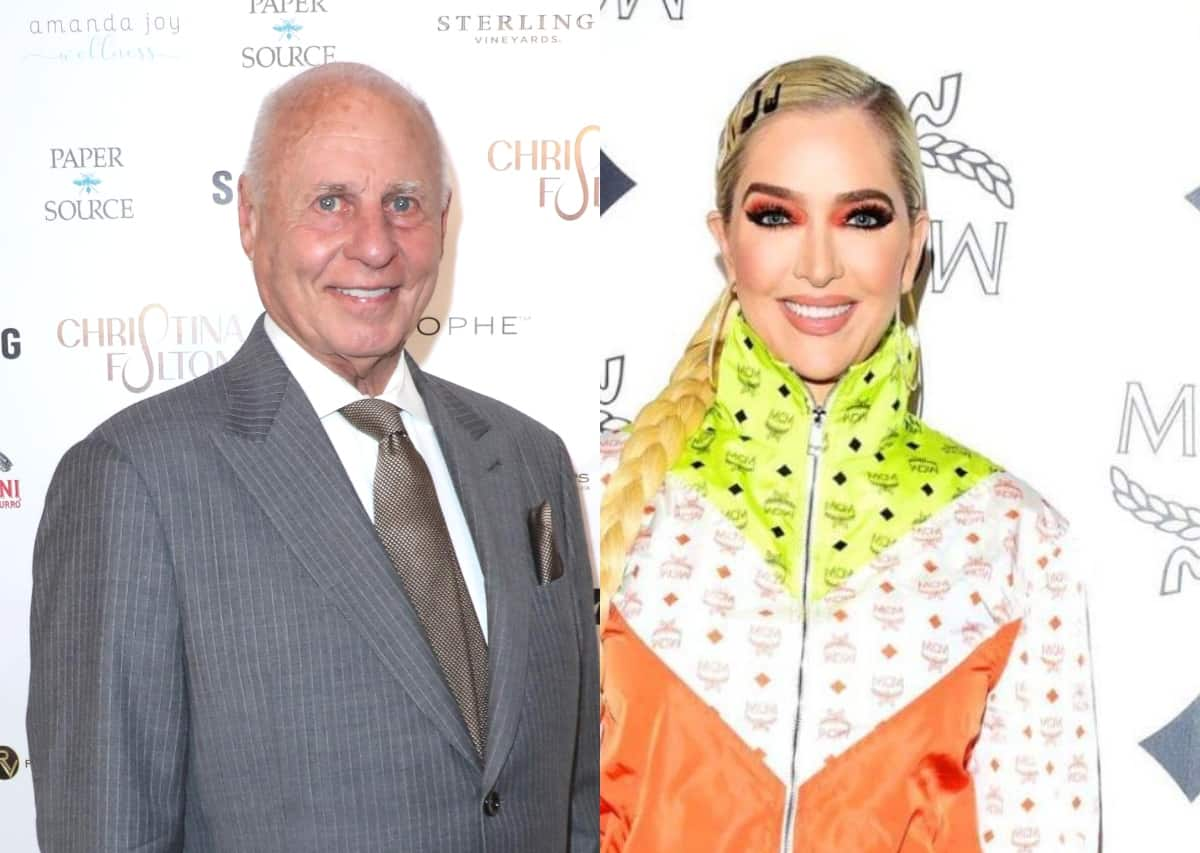 """RHOBH: Erika Jayne's Husband Thomas Girardi Is Facing More """"Fraud"""" Allegations As New Motion Alleges He's Lying About Being Mentally """"Incompetent"""""""