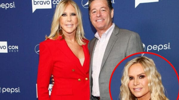 """RHOC OG Vicki Gunvalson Explains Why She Isn't Planning To Marry Steve Lodge Anytime Soon And Teases """"Fun"""" Projects With Tamra Judge While Discussing Brand New Podcast"""