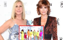 Vicki Gunvalson Blasts Lisa Rinna For Snubbing Her, Claims RHOBH Cast Looks Down on RHOC Ladies and Other Franchises