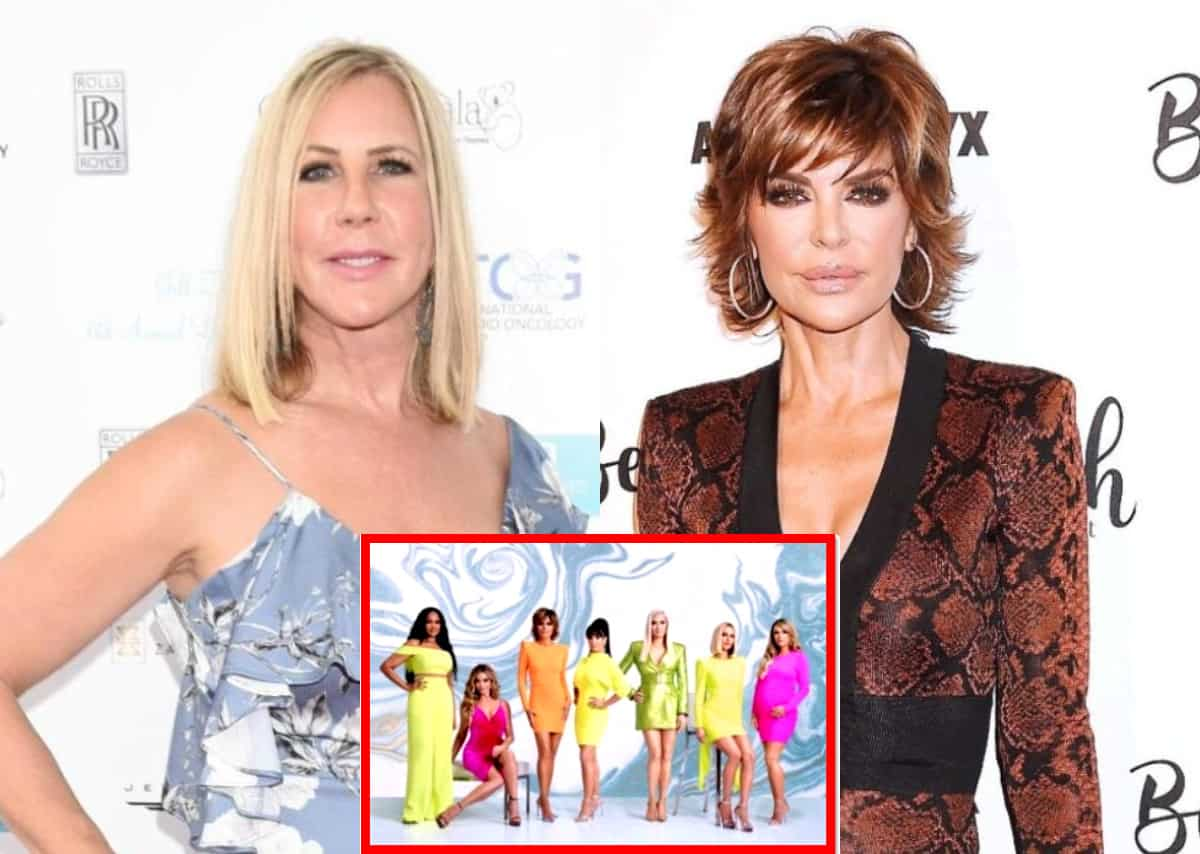 Vicki Gunvalson Blasts Lisa Rinna For Snobbing Her, Claims RHOBH Cast Looks Down on RHOC Ladies and Other Franchises