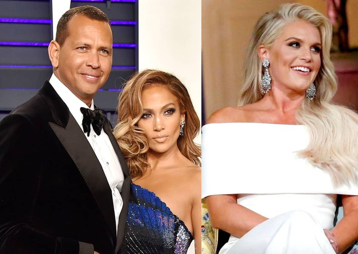 """REPORT: Jennifer Lopez is """"Fuming"""" as A-Rod and Madison LeCroy Romance Rumors Swirl, Considering a Potential Split From Ex-MLB Player After Southern Charm Cast Member Admits to Phone Conversations"""