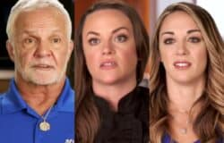 Below Deck Recap: Captain Lee Has A Breakdown Over Son's Passing, Rachel Gets Frustrated With Francesca And Elizabeth's Expectations For Birthday Fall Short