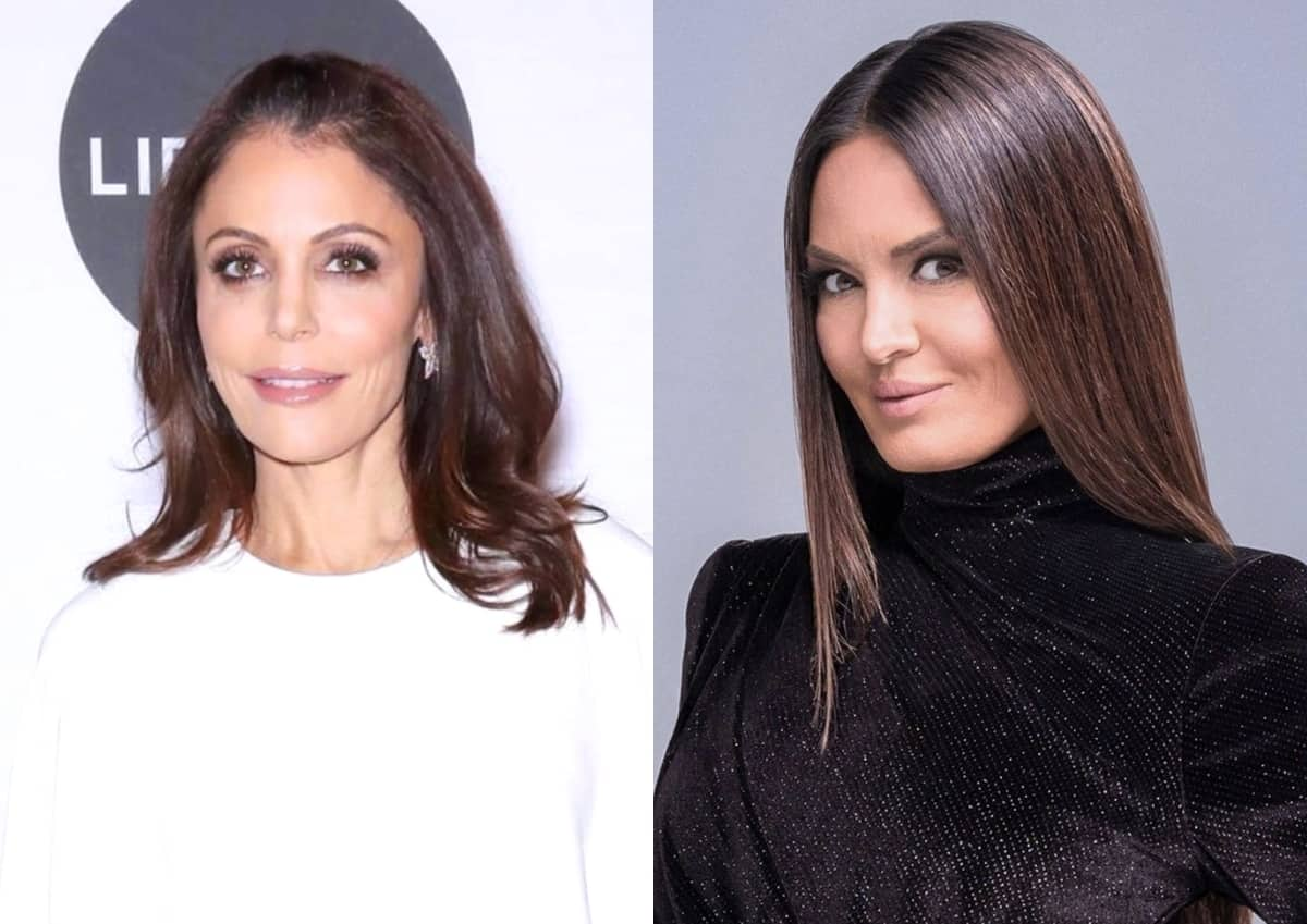 """Bethenny Frankel Denies Shading RHOSLC's Lisa Barlow And Says """"I Had No Idea She Was On Show"""" As It's Revealed The Two Know Each Other, Plus She Slams """"B*tsh*t Crazy"""" Fans As Lisa Reacts"""