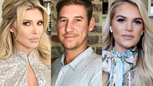 """RHOBH Alum Brandi Glanville Accuses Austen Kroll of """"Fake"""" Crying at Southern Charm Reunion After He Breaks Down, Austen Slams Ex-Girlfriend Madison LeCroy as a """"Monster"""""""