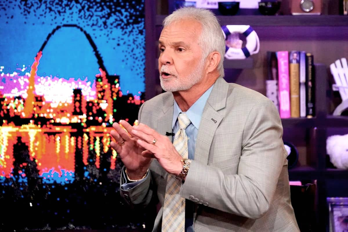 """Captain Lee Rosbach Says He Joined Below Deck """"By Accident"""" After Original Captain Bailed And Talks Decision To Discuss His Late Son On The Show"""