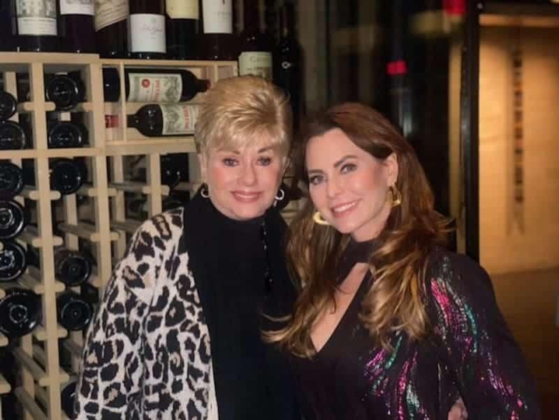 RHOD DAndra Simmons Celebrates Birthday Dinner With Momma Dee
