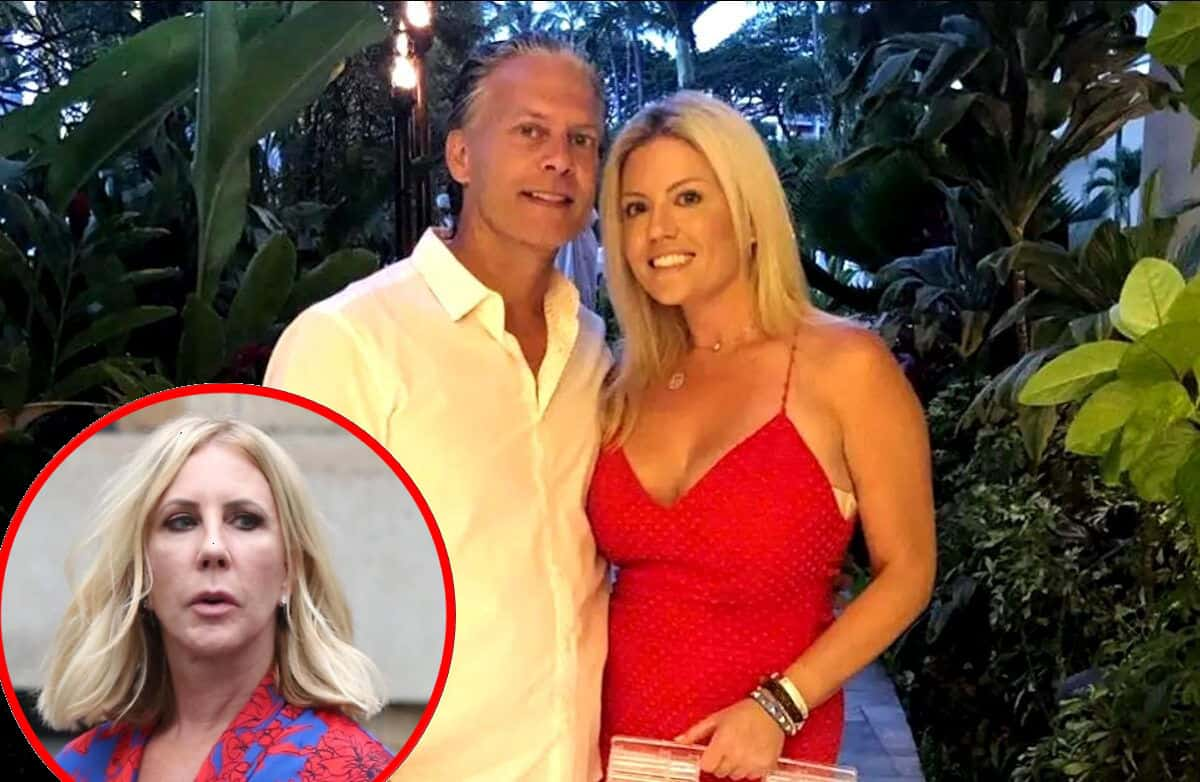 RHOC Alum David Beador's Wife Lesley Cook Reacts to Vicki Gunvalson's Congratulatory Message After Arrival of Baby Girl and to Seeing Herself on The Wendy Williams Show