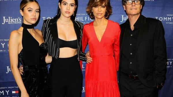 "REPORT: Lisa Rinna May Be ""Picking Up the Torch"" as E! Searches for the Next Kardashians, Will She Move on From RHOBH With Husband Harry Hamlin and Daughters Delilah and Amelia? Source Claims People ""Can't Get Enough"""