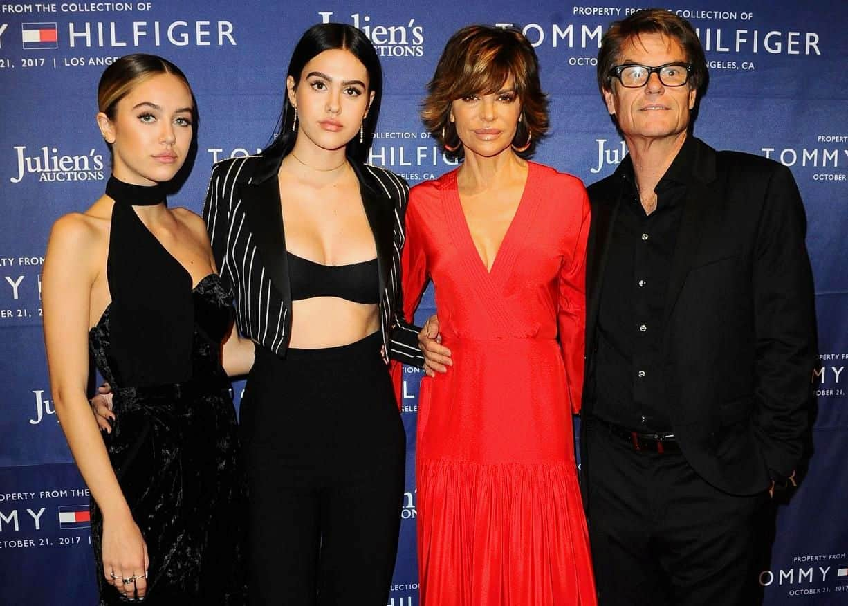 """REPORT: Lisa Rinna May Be """"Picking Up the Torch"""" as E! Searches for the Next Kardashians, Will She Move on From RHOBH With Husband Harry Hamlin and Daughters Delilah and Amelia? Source Claims People """"Can't Get Enough"""""""