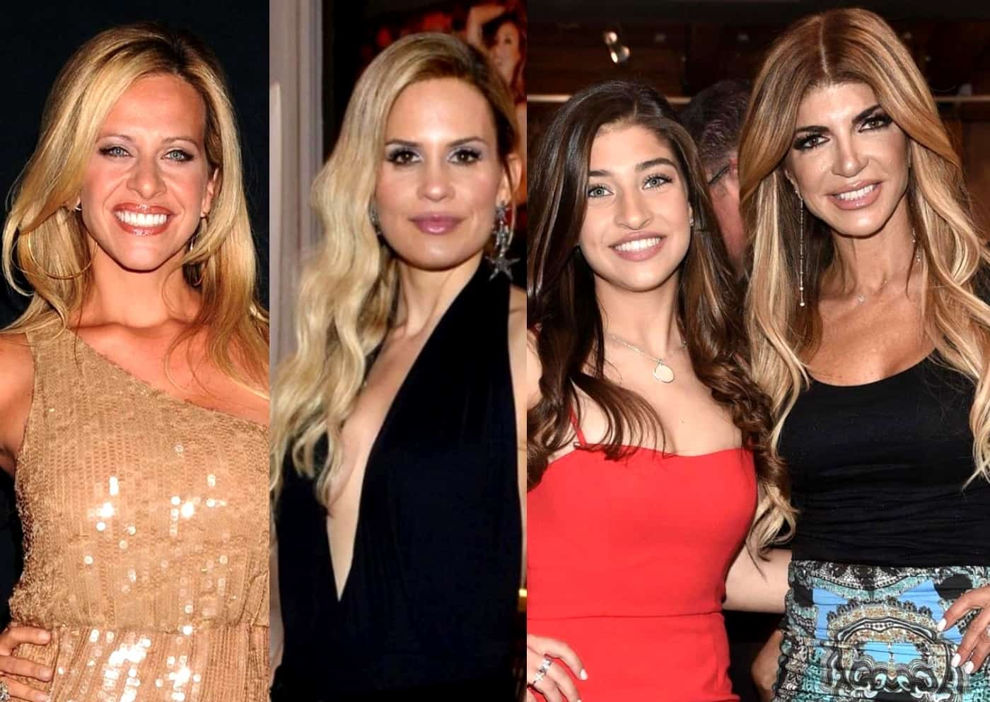 "RHONJ Dina Manzo Demands Jackie Goldschneider Offer ""Public Apology"" for Gia Giudice Analogy as Jackie and Melissa Gorga Admit Teresa Giudice Drama Has Negatively Impacted Their Friendship"