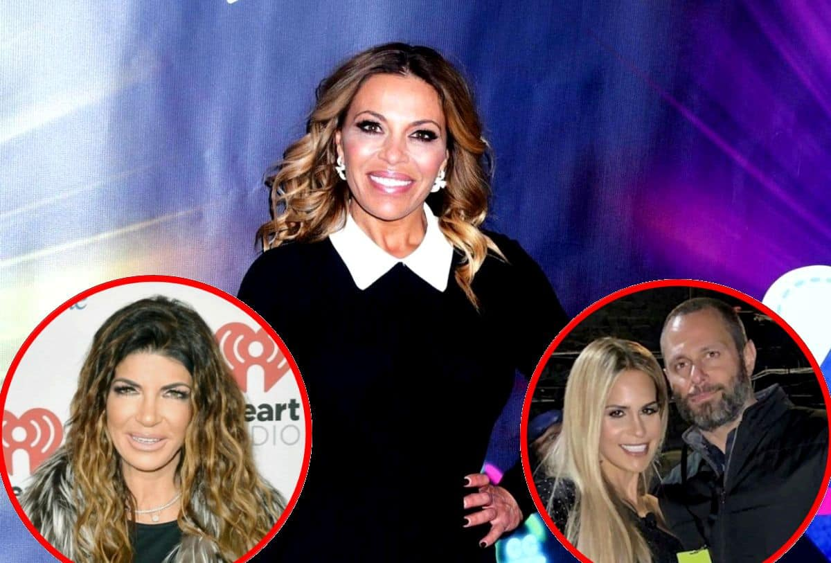 Dolores Catania Discusses Teresa's Role in Cheating Rumor About Jackie's Husband and Admits She Doesn't Believe it, Dishes on Killer RHONJ Season 11 and Teresa's New Man