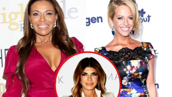 """Dolores Catania Shades Former Friend Dina Manzo, Says Teresa Giudice Needs To Be """"Forthright"""" About Her New Relationship And Reveals Which RHONJ Husband She Used To Work With"""