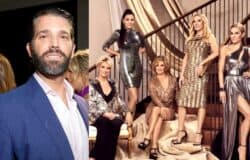 RHONY Housewife is Mentioned in Donald Trump Jr's Deposition Amid Investigation Into Trump Administration's Inauguration Funds