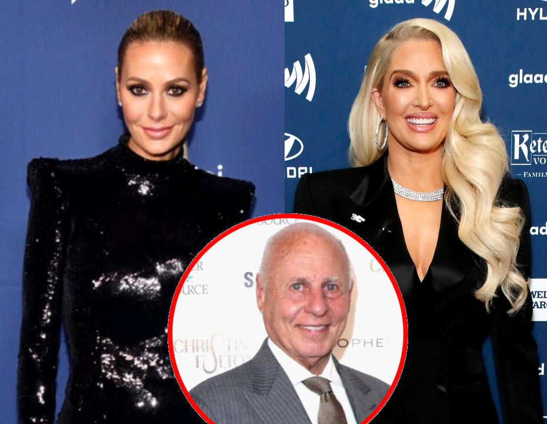 """Dorit Kemsley Defends Erika Jayne Against Claims She Returned to Pasadena Home, Feels RHOBH Costar's Being Bullied and Insists She's """"Innocent Until Proven Guilty"""" Plus Tom Girardi's Attorney Status"""