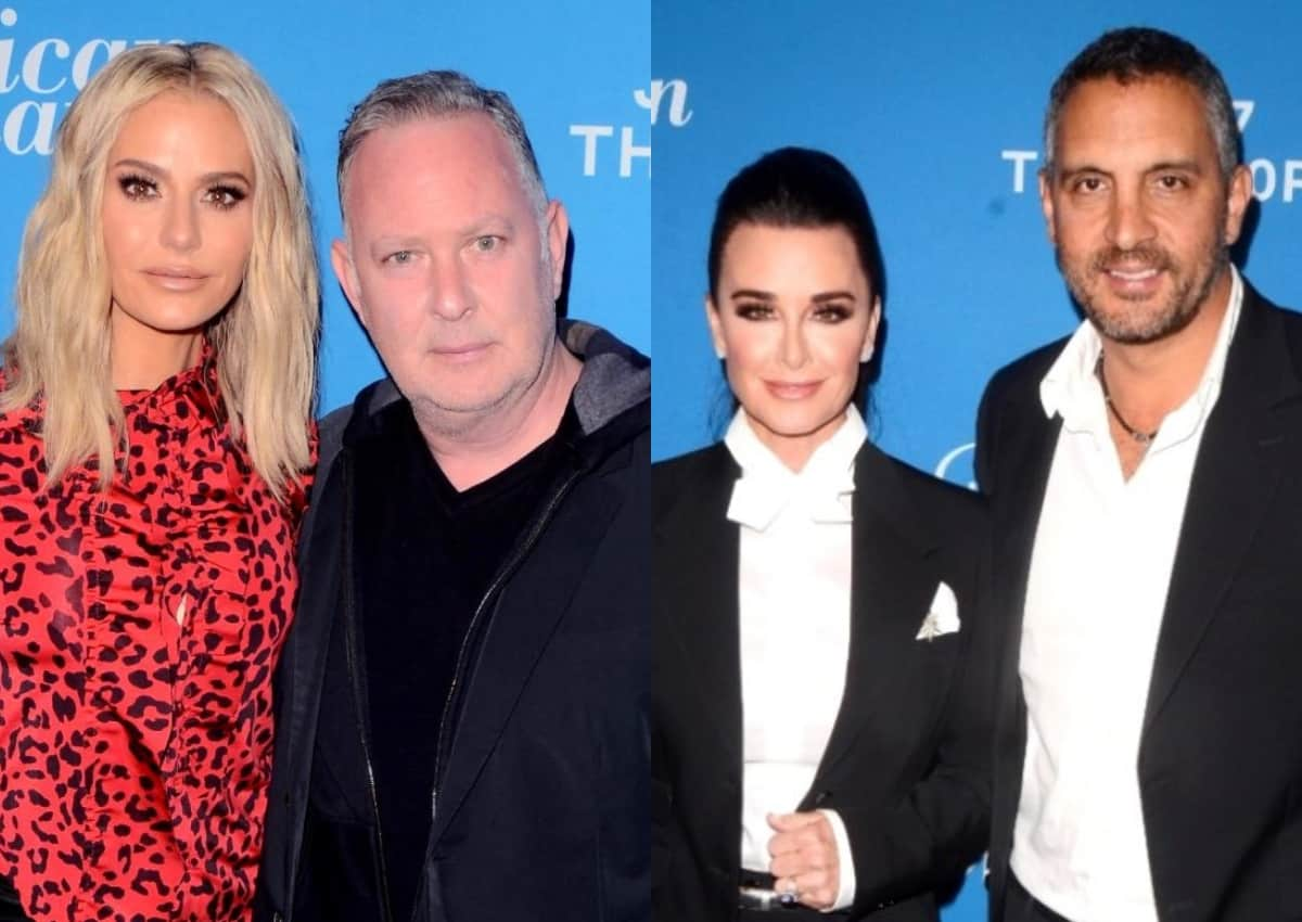 RHOBH's Paul 'PK' Kemsley and Mauricio Umansky to Appear in London-Based Real Estate Series as Kyle Richards' Husband Opens a New Branch of The Agency in the UK