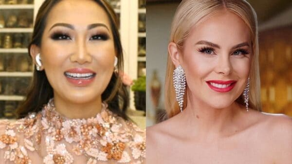 """RHOD's Tiffany Moon Accuses Kameron Westcott of Comparing Her to a S-x Worker as Kameron Fires Back in Twitter Feud and Says Everything Tiffany Does is """"Fake"""""""