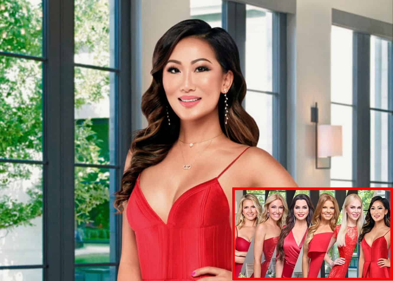 """Dr. Tiffany Moon Denies """"Talking Down"""" To RHOD Co-Stars, Says It's Her Job To """"Correct And Teach,"""" Plus She Defends Party Time Limit"""