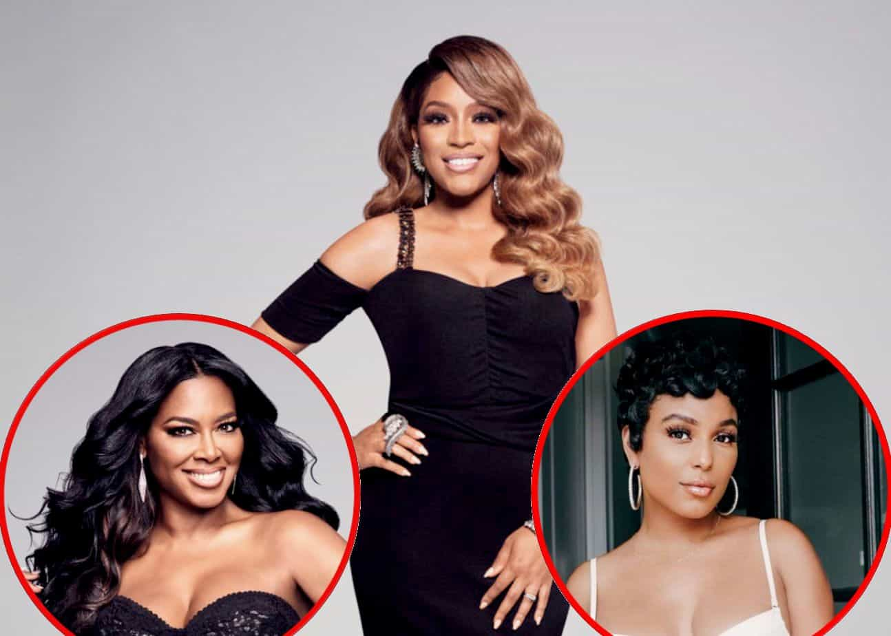 "RHOA's Drew Sidora Slams ""Fake"" Kenya Moore And ""Thirsty"" LaToya Ali, Shades Both Of Their Failed Marriages And RHOA Live Viewing Thread"
