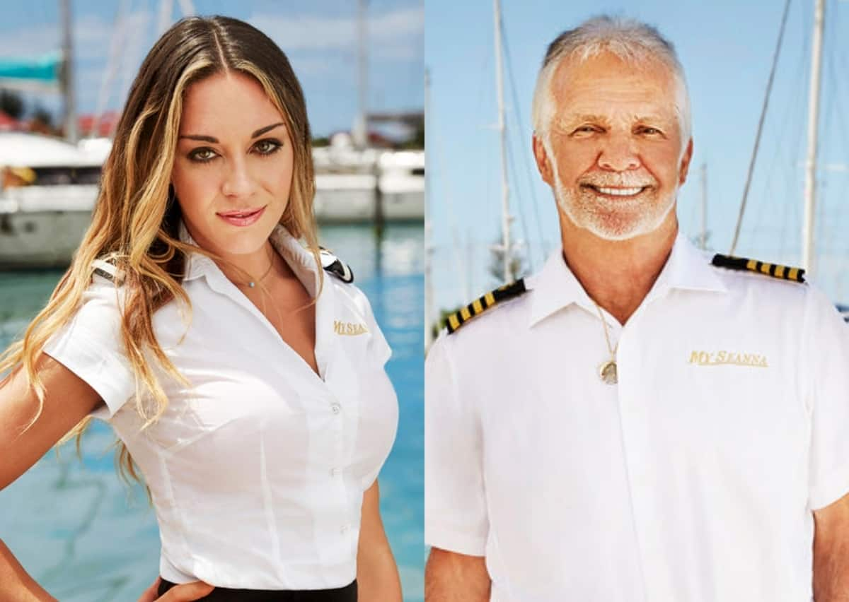 "Below Deck's Elizabeth Frankini Slams Captain Lee As ""Miserable And Judgemental,"" Claims He Was Checked Out During Season 8 And Says She'll Never Work With Him Again"