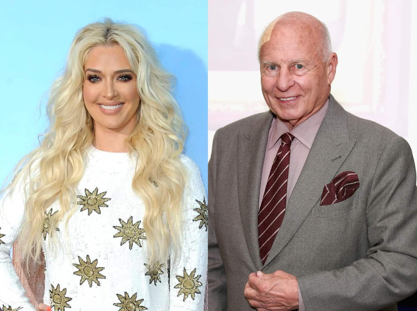"Erika Jayne Asks Fans Not to ""Judge"" After Alzheimer's Diagnosis of Husband Thomas Girardi by Psychiatrist Who Also Claims RHOBH Attorney is Suffering From ""Emotional Distress"""