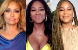 "RHOP's Gizelle Bryant Blames Kenya Moore For LaToya Ali's Behavior on RHOA as Fans Accuse LaToya of ""Colorist"" Comments After Problematic Clip Resurfaces"