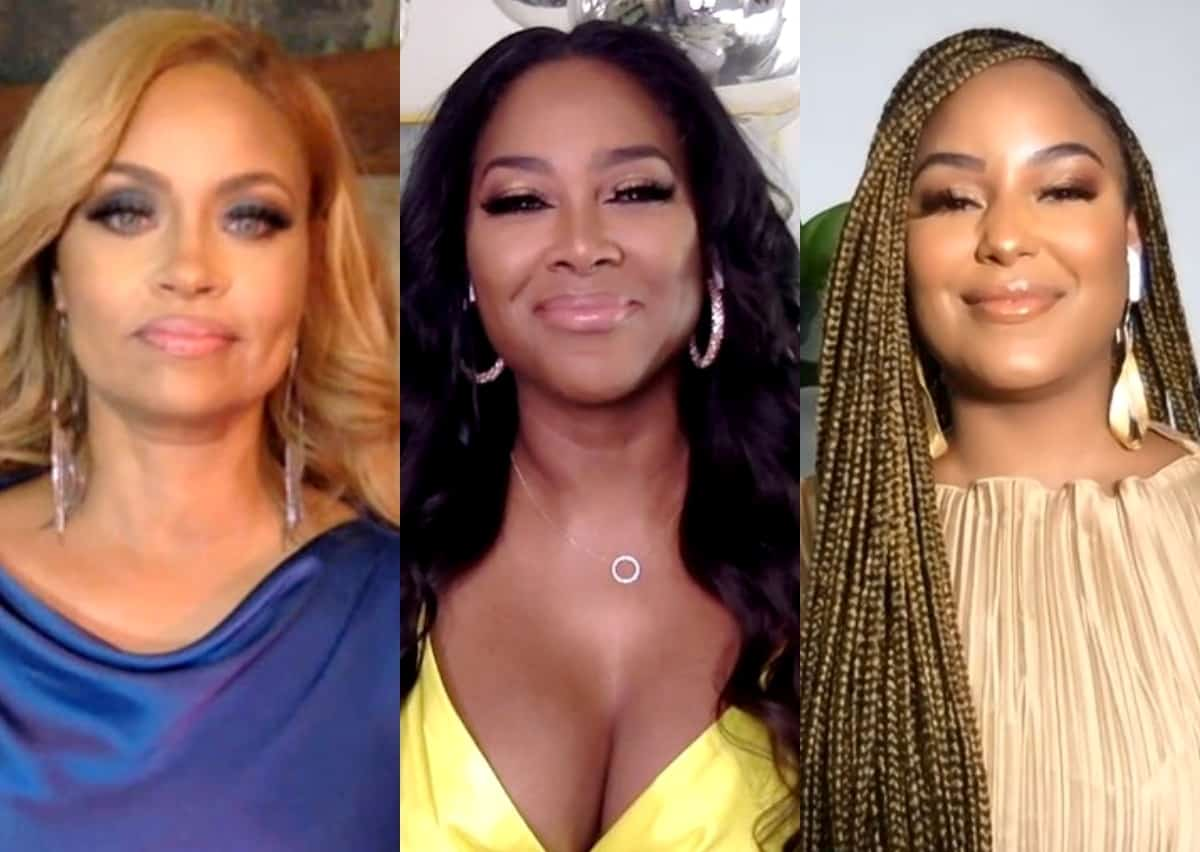 "RHOP's Gizelle Bryant Blames Kenya Moore For LaToya Ali's Behavior On RHOA As Fans Blast LaToya For ""Colorist"" Comments After Problematic Clip Resurfaces"