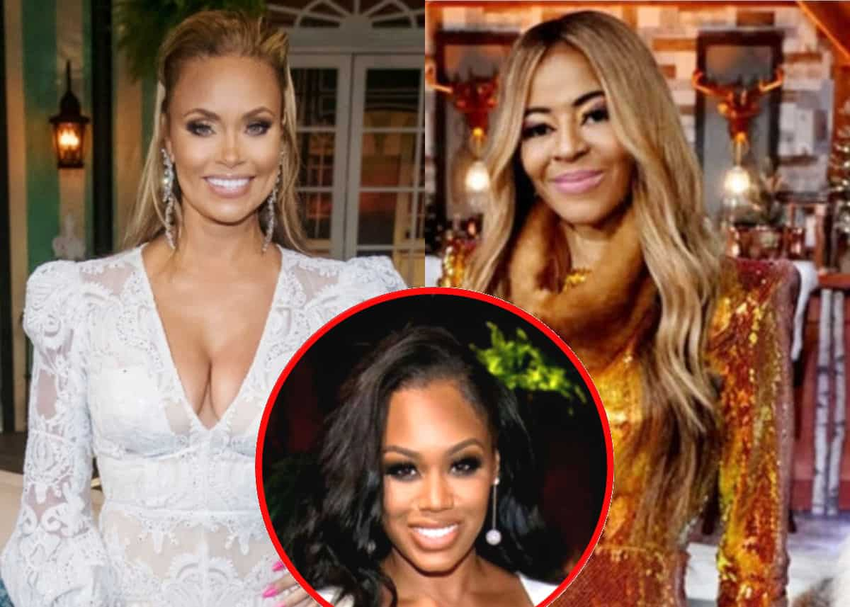 "RHOP's Gizelle Bryant Tells Mary Cosby to ""Go to Rehab"" After She Says Husband is ""White"" on RHOSLC Reunion and Suggests She Married for Money, Plus Reacts to Monique Samuels' Exit"
