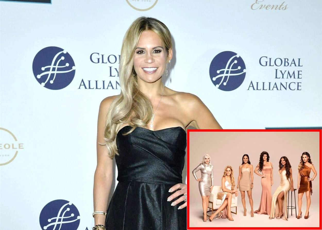 "Jackie Goldschneider Admits She Nearly Quit RHONJ Amid Filming On Season 11 And Explains Why, Reveals Her Two Closest Friends And The Most ""Awkward"" Housewife, Plus She Teases Upcoming Drama"
