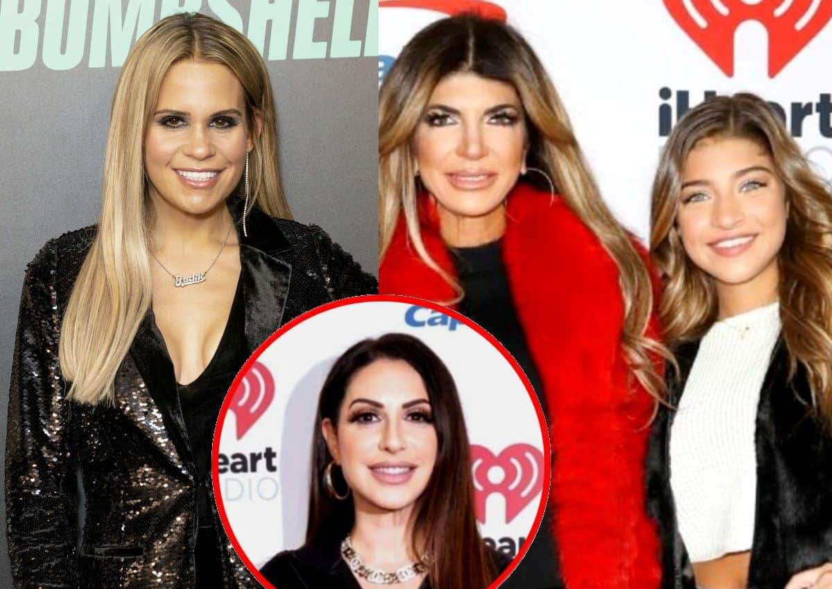 """RHONJ's Jackie Goldschneider Claims Fans Were """"Strongly"""" On Her Side After Gia Analogy Drama, Accuses Teresa Of Trying To """"Embarrass"""" Her, And Explains Why She's """"Not Close"""" To Jennifer Aydin"""