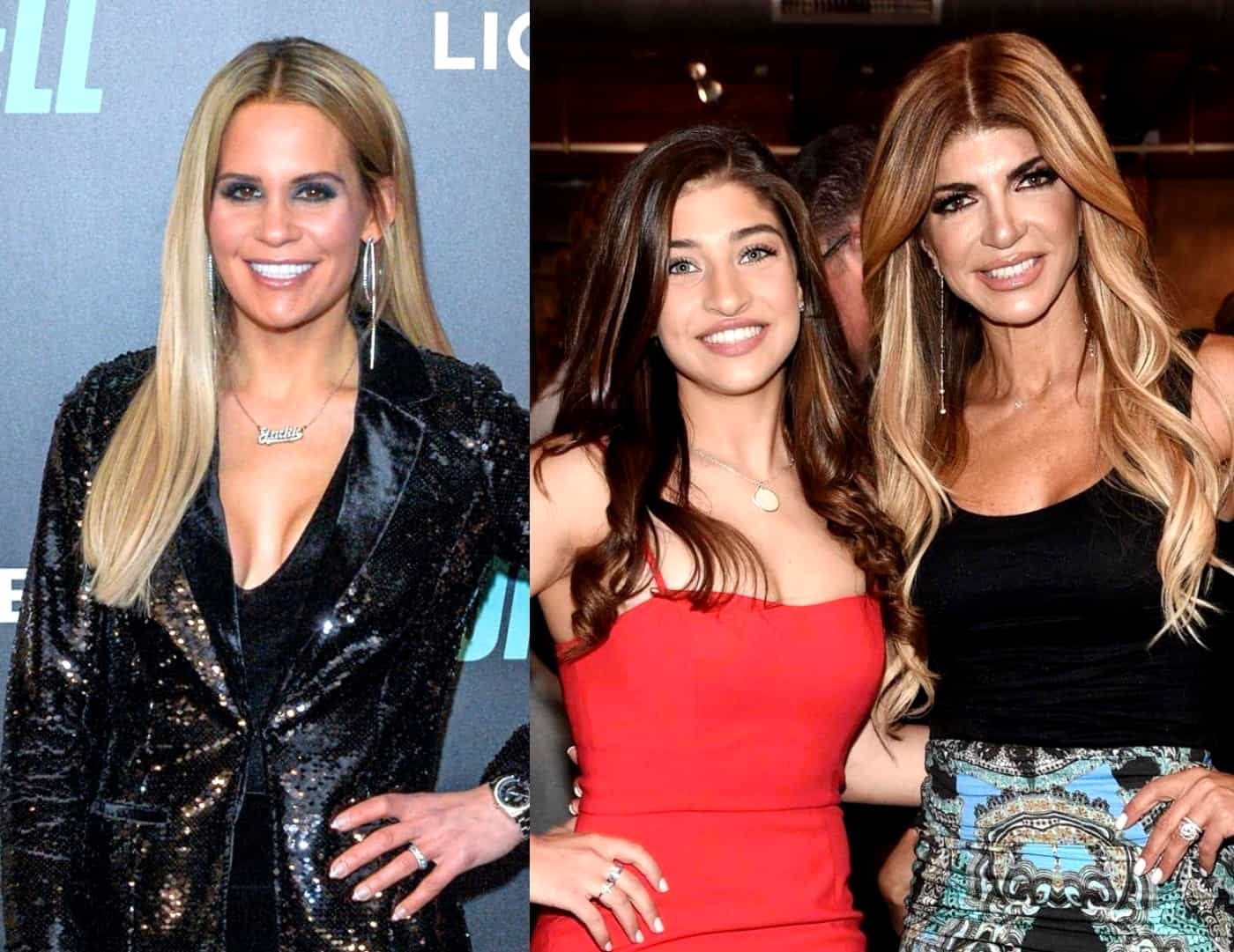 """RHONJ's Jackie Goldschneider Clarifies Rumor About Gia Giudice and Confirms There's """"No Truth To It,"""" Explains Bringing Up Gia and Slams Teresa Giudice For """"Disgusting"""" Rumor About Husband"""
