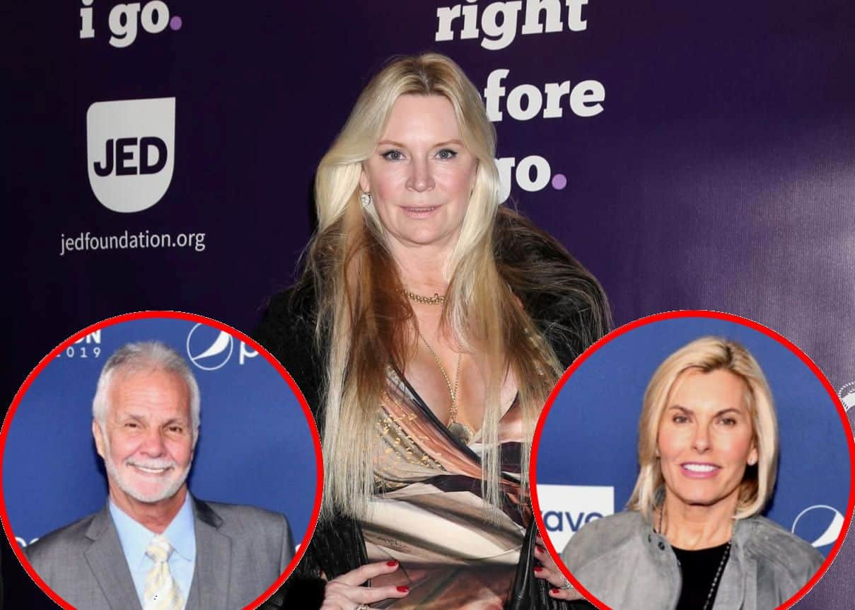 Queen of Versailles Charter Guest Says Below Deck Producers Asked Her Not To Mention Captain Lee's Late Son, Compares Captain Lee And Captain Sandy