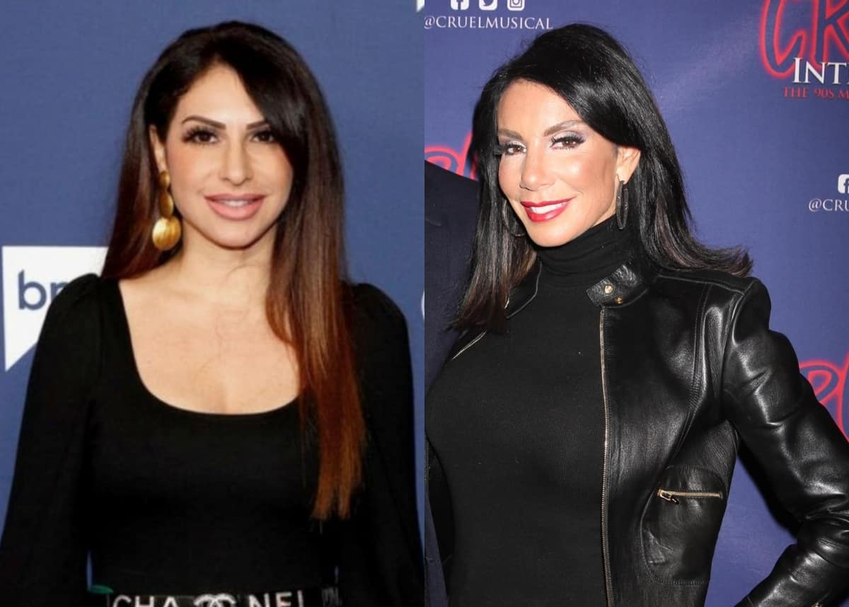 "RHONJ's Jennifer Aydin Reveals Off-Camera Moment She Realized Danielle Staub is a ""Dangerous"" Person, Explains How the Show Has Helped Her Marriage to Husband Bill, and Dishes on 'Friend' Michelle Pais"