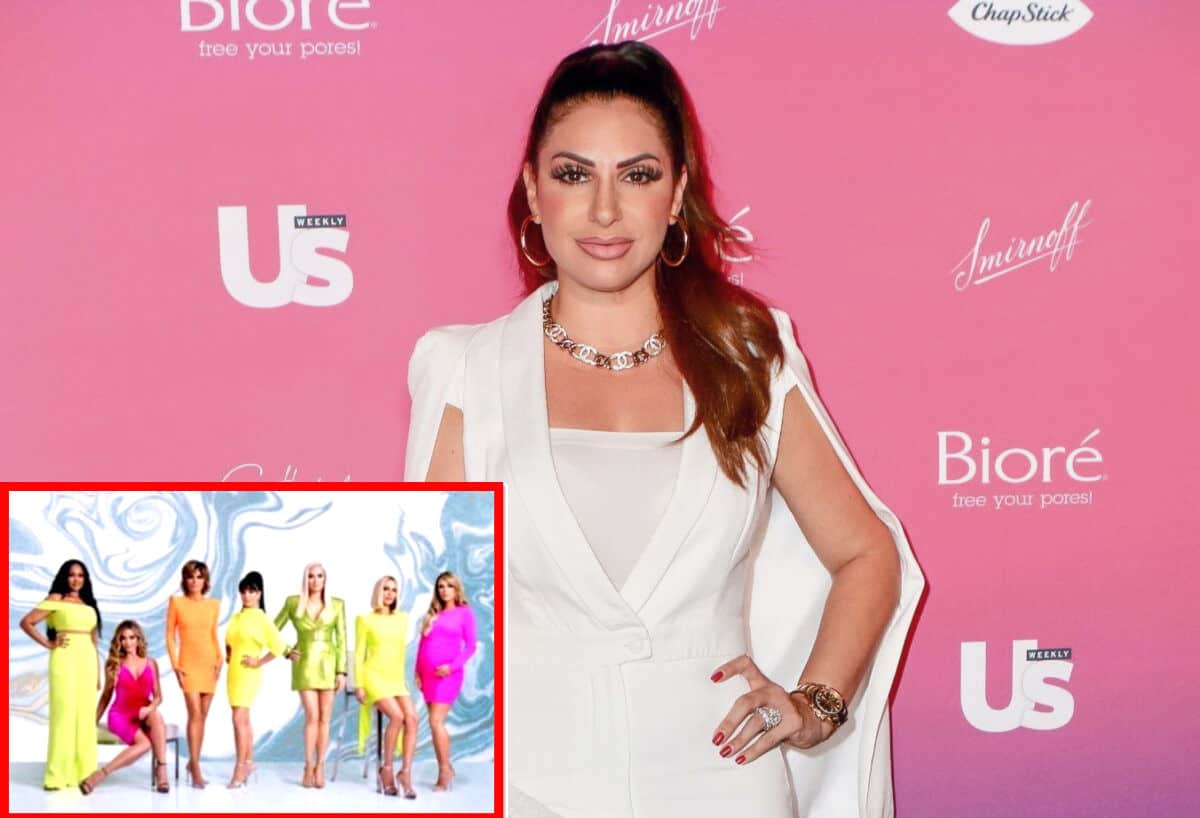 RHONJ Star Jennifer Aydin Throws Shade at RHOBH Cast and Confirms Her Mom is No Longer Speaking to Her, Plus She Offers Update on Parents' Marriage