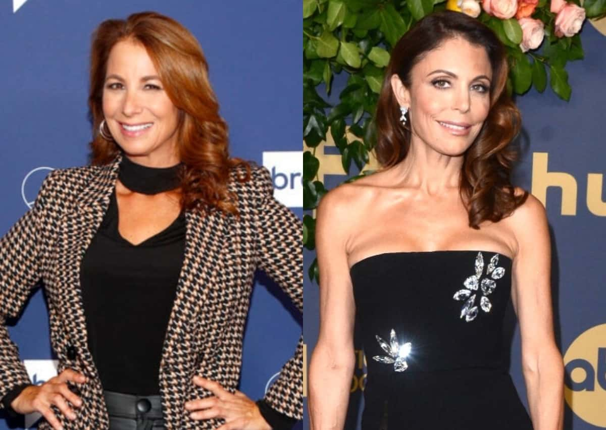 "Jill Zarin Suggests She Was Recently Snubbed by Bethenny Frankel, Responds to Bethenny's Appearance at Bobby's Funeral, and Admits She Was ""Shocked"" By RHONY Firing"