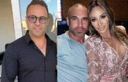 "RHONJ Star Joe Giudice Tells Melissa Gorga to ""Shut Up,"" Accuses Her of ""Fake Storylines"" and Suggests She and Joe Gorga Destroy Families to Stay Relevant"