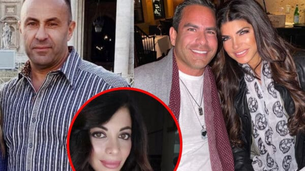 "RHONJ's Joe Giudice Gushes Over Girlfriend Daniela Fittipaldi on Valentine's Day and Denies Attacking Melissa Gorga as Teresa Giudice Says She's ""So Fortunate"" to Have Found Love With Boyfriend Luis Ruelas"