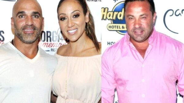 "Melissa Gorga Says She And Joe Have ""No Relationship"" With Joe Giudice As RHONJ Star Shows Off Waterfront Jersey Shore Home, See Pics Of Inside And Their Incredible View, Plus Live Viewing Thread"