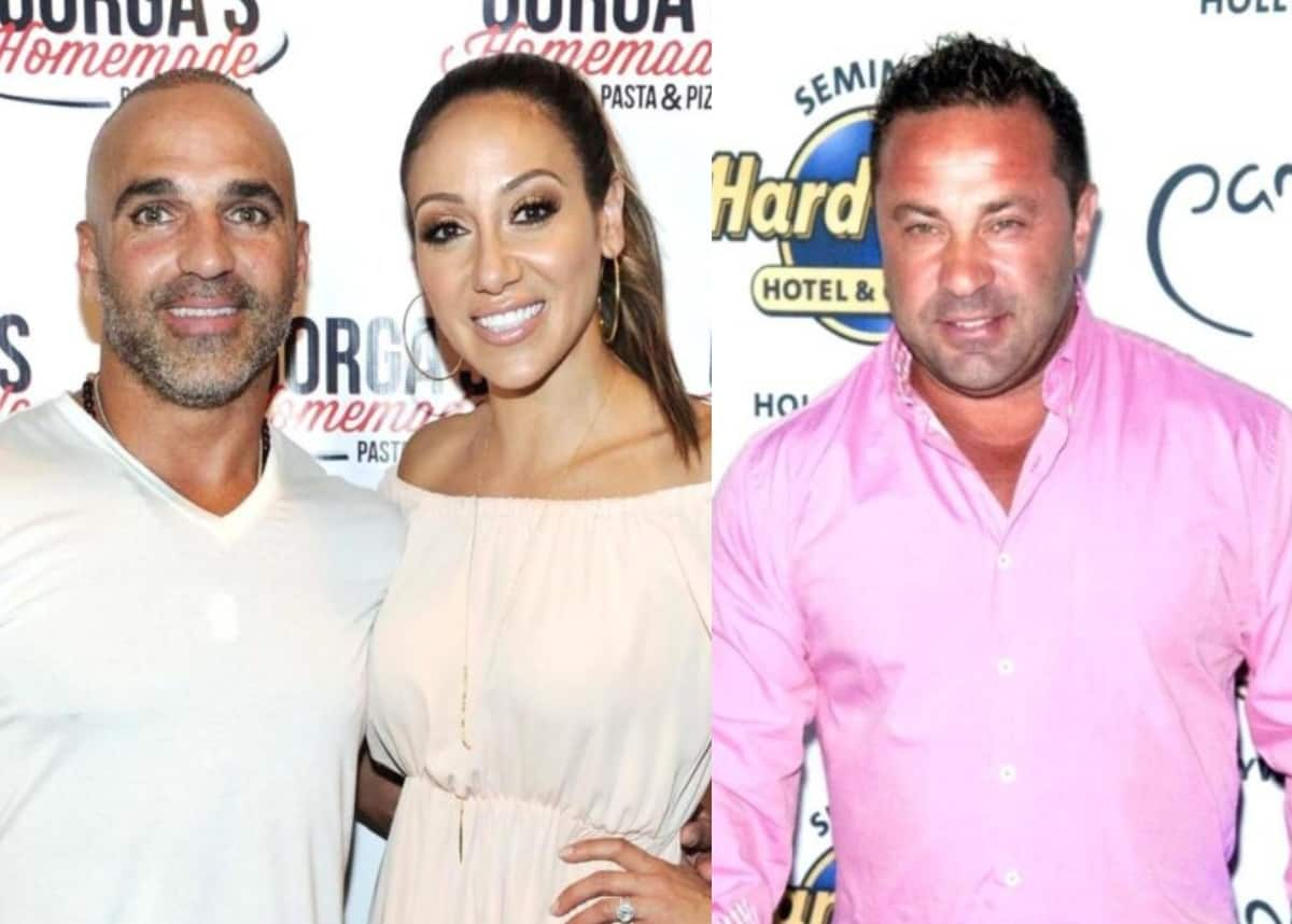 """Melissa Gorga Says She And Joe Have """"No Relationship"""" With Joe Giudice As RHONJ Star Shows Off Waterfront Jersey Shore Home, See Pics Of Inside And Their Incredible View, Plus Live Viewing Thread"""