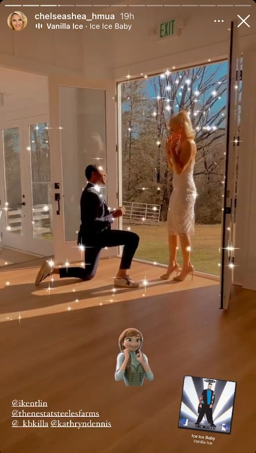 Southern Charm Kathryn Dennis' Boyfriend Chleb Ravenell Appears to Propose
