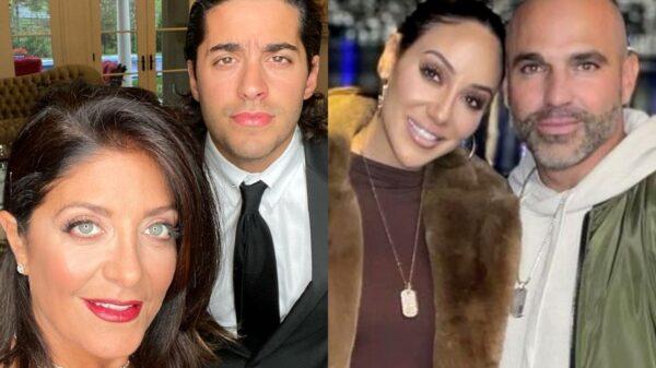 "RHONJ Alum Kathy Wakile's Son Joseph Slams Melissa And Joe Gorga As ""Farm Animals"" And Explains Why They Weren't At Sister Victoria Wakile's Wedding"
