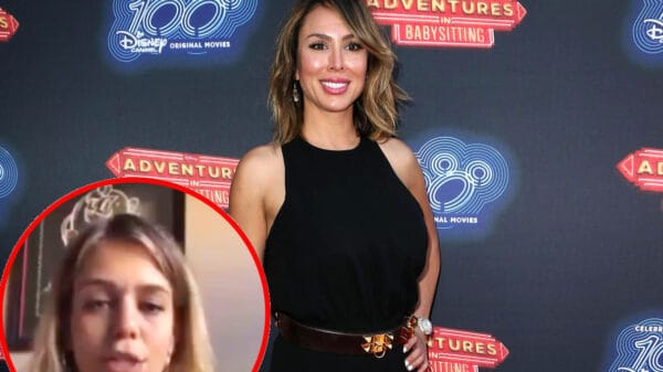 Kelly Dodd Seemingly Claps Back at Stepdaughter Veronica Leventhal Following Veronica's Critical Post About Racism and Ethnicity, See RHOC Star's Deleted Post