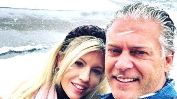 """PHOTOS: David Beador and Wife Lesley Cook Welcome Baby Girl, See the First Pic of RHOC Alum's Daughter """"Anna"""""""