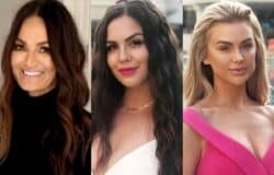 """Lisa Barlow Fires Back at Katie Maloney's Diss Over """"Sundance Queen"""" Title and Calls Lala Kent """"Flawless,"""" Plus She Says """"Two"""" RHOSLC Cast Members Are """"Obsessed With Fame"""""""