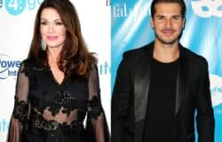 "Lisa Vanderpump Walks Back ""Emotional Affair"" Admission With Gleb Savchenko and Says DWTS Pro is Only a ""Good Friend,"" Plus She Claps Back at Fan Who Alleges Gleb Doesn't Like the RHOBH Alum"