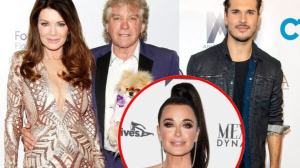 "RHOBH Alum Lisa Vanderpump Admits to ""Emotional Affair"" With DWTS Partner Gleb Savchenko And Shares Ken's Reaction, Reveals Ex Costars She Still Speaks To And Seemingly Shades Kyle for Enjoying Her ""Demise"""