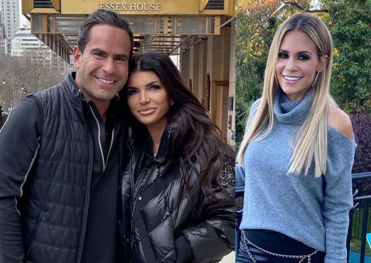"""RHONJ's Teresa Giudice Responds to Alleged Luis Ruelas Cheating Rumor as Jackie Goldschneider Slams Her as a """"Mean Girl"""" and Suggests She's Two-Faced"""