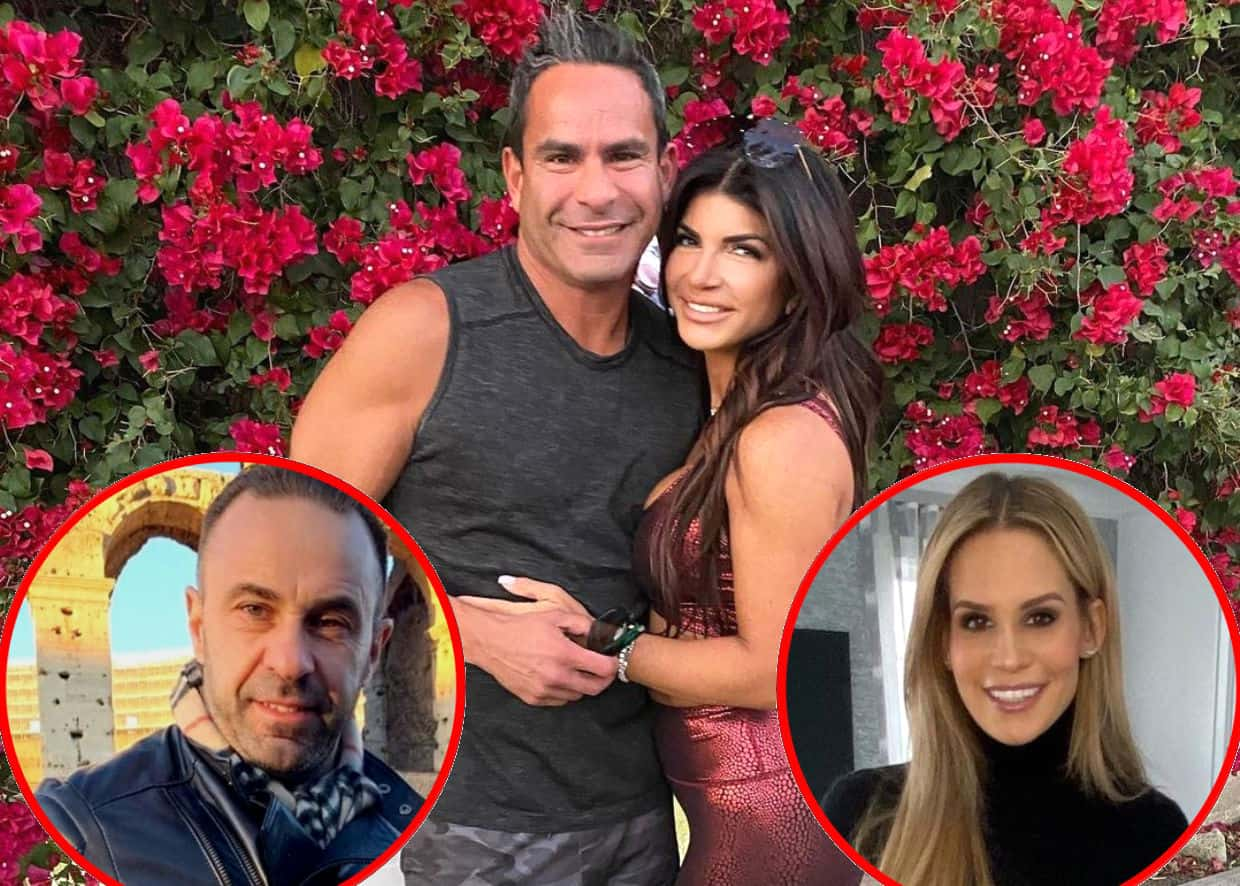 RHONJ's Teresa Giudice Reveals Ex Joe's Reaction to New Boyfriend Luis Ruelas and Talks Marriage, Plus Teresa Calls Jackie the C-Word Amid Feud in New Preview