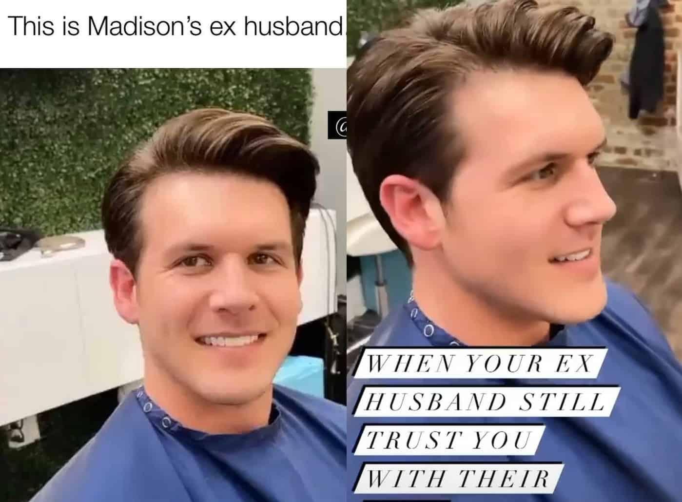 Southern Charm Madison LeCroy Ex Husband Josh Hughes